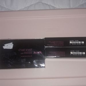 DISCONTINUED Bundle 3 Mark Lip Gloss & Cheat Sheet